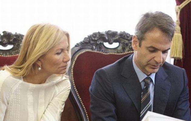Ερώτηση κόλαφος του Νικολόπουλου για την offshore της Μαρέβας Μητσοτάκη