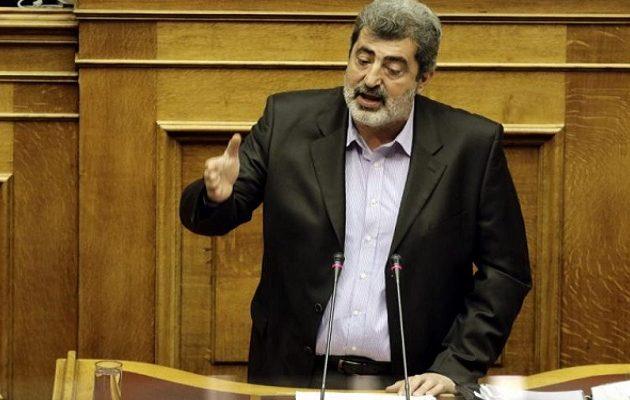 Σκάνδαλο Novartis: Ο Πολάκης απέδειξε ότι όσα είπε ο Γεωργιάδης είναι «μπούρδες»