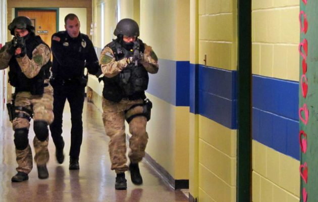 Πυροβολισμοί σε σχολείο των ΗΠΑ: Νεκροί δύο μαθητές και ο δράστης