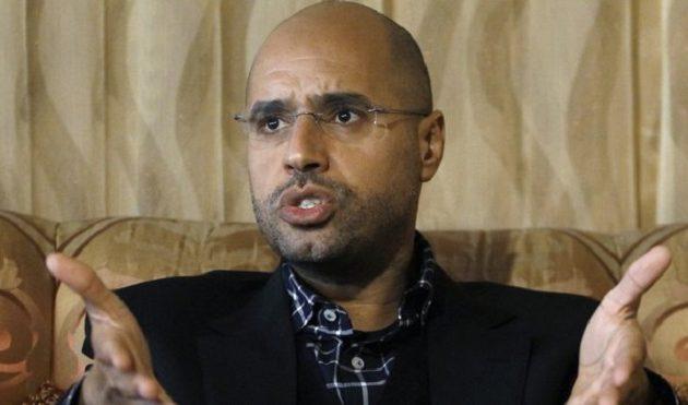 Όνειρα για την προεδρία της Λιβύης κάνει ο γιος του Καντάφι