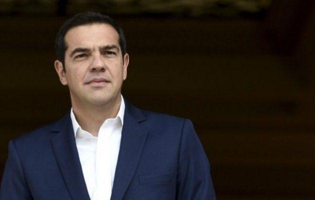 Ιταλική εφημερίδα εκθειάζει Τσίπρα: Άνθρωπος σύμβολο της Αριστεράς