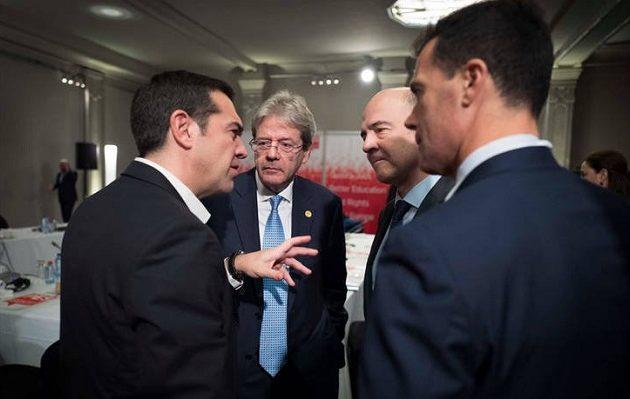 Τσίπρας: Η Ευρώπη έχει ανάγκη από μια πολύ γενναία μεταρρύθμιση