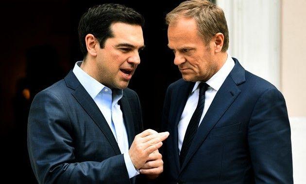 Μήνυμα Τουσκ: Τα καταφέρατε! – Συγχαρητήρια στην Ελλάδα και το λαό της