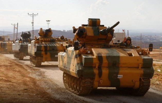 Κλιμακώνονται οι επιθέσεις σε τουρκικούς στόχους στη Β/Δ Συρία – Χτυπήθηκε και η Ερυθρά Ημισέληνος
