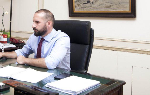 Τζανακόπουλος για Σκοπιανό: Πολλά ονόματα στο τραπέζι για το ονοματολογικό