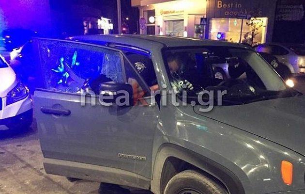 Πυροβόλησαν 50χρονο ψυχίατρο στο κέντρο του Ηρακλείου Κρήτης