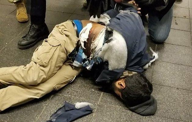 Καθαρό ποινικό μητρώο έχει  ο τζιχαντιστής  που χτύπησε σταθμό λεωφορείων στη Ν. Υόρκη