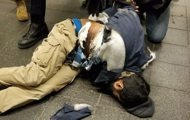 20χρονος από το Μπαγκλαντές ο δράστης της βομβιστικής επίθεσης στη Νέα Υόρκη