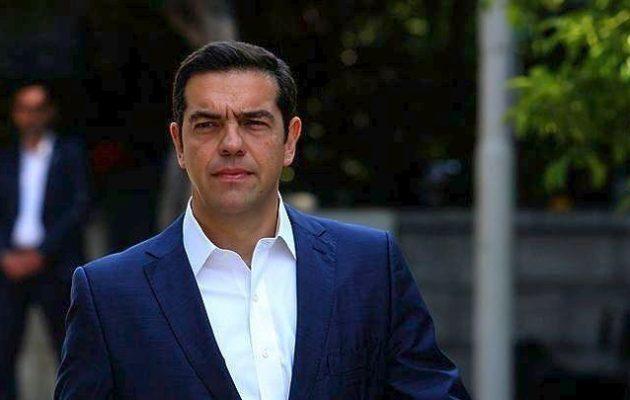 Τσίπρας: Η ανάκαμψη της Ελλάδας στέλνει ένα δυνατό μήνυμα – Αλλάζουμε σελίδα