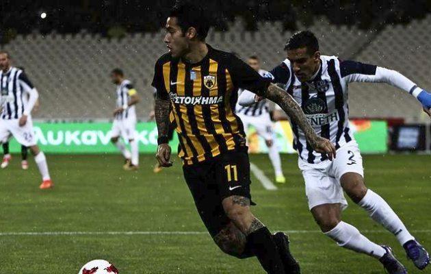 Σκόνταψε η ΑΕΚ στο ΟΑΚΑ και έμεινε στο 0-0 με τον Απόλλωνα Σμύρνης
