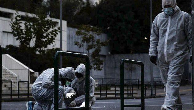 Βρήκαν καμμένο το αυτοκίνητο των τρομοκρατών του Εφετείου