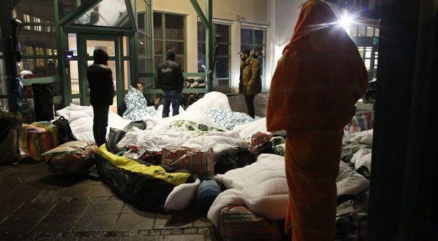 Σάλος με τις Σουηδές εργαζόμενες στο… αμαρτωλό κέντρο υποδοχής μεταναστών