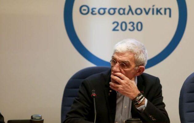 """Καβγάς στο δημοτικό συμβούλιο Θεσσαλονίκης – """"Χοντροκέφαλο"""" είπε ο Μπουτάρης τον Καλαφάτη (βίντεο)"""