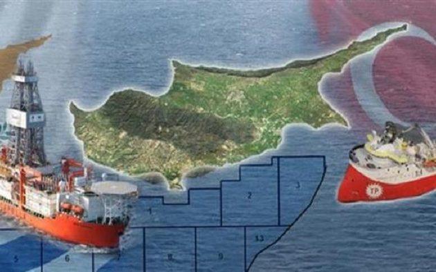 Νέα πρόκληση: Η Τουρκία δεσμεύει το σύνολο της ΑΟΖ της Κύπρου με νέες NAVTEX