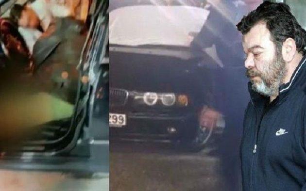 Εικόνες-σοκ μετά την εκτέλεση του Βασίλη Στεφανάκου (βίντεο)