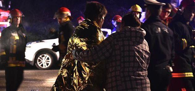 Τραγωδία στην Πορτογαλία: 8 άνθρωποι κάηκαν ζωντανοί την ώρα που έτρωγαν