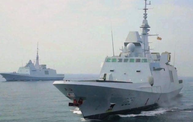 Οι Γάλλοι της Naval Group -που ναυπηγούν φρεγάτες- συναντήθηκαν με εκπροσώπους της ελληνικής αμυντικής βιομηχανίας