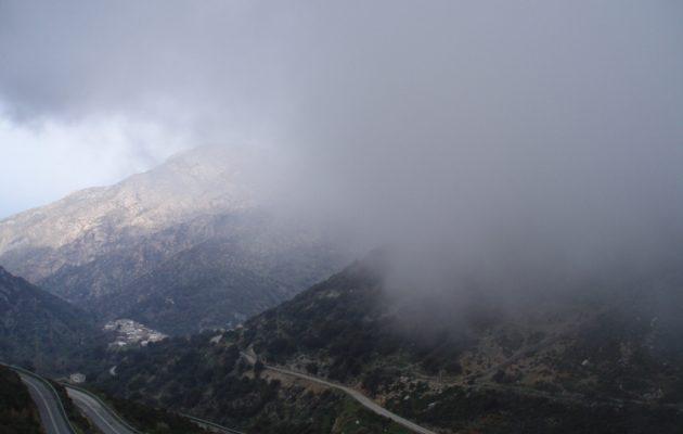 Συννεφιά και ομίχλες την Τρίτη – Πέφτει και η θερμοκρασία