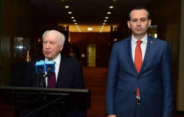 Ανέτοιμοι οι Σκοπιανοί, εσωτερική διαφωνία: Ο μεσολαβητής απέρριψε τις θέσεις του Νίμιτς