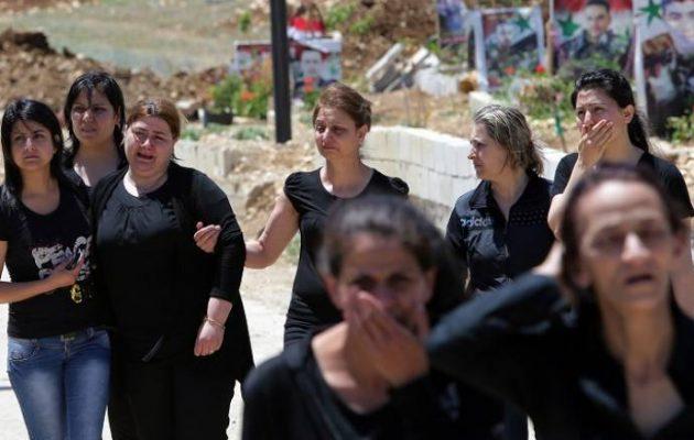 Βαρύ φόρο αίματος πληρώνουν οι αλαουίτες στρατιώτες στον πόλεμο της Συρίας