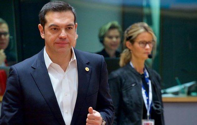 """Στη Ρώμη ο Τσίπρας για τη συνάντηση των """"7"""" του ευρωπαϊκού νότου"""
