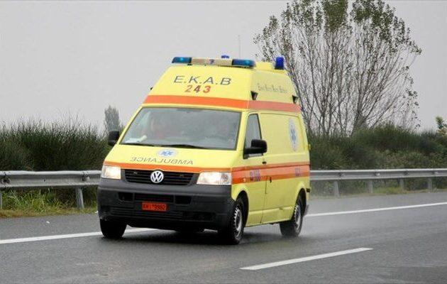 Λαμία: Ασυνείδητος οδηγός τραυμάτισε 7χρονο παιδί και το εγκατέλειψε