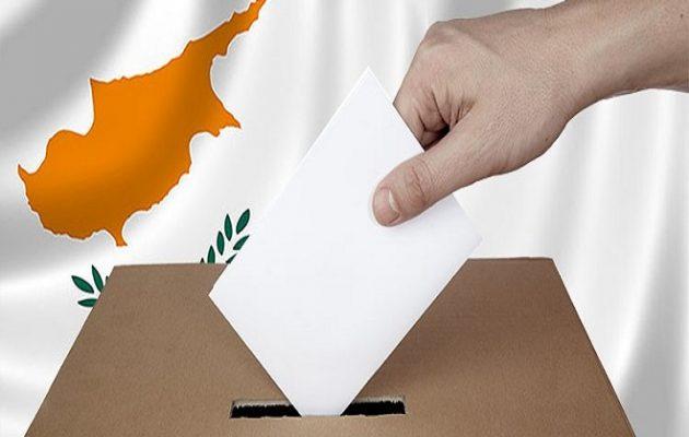 Ευρωεκλογές Κύπρος: Με μία μονάδα το ΔΗΣΥ μπροστά από το ΑΚΕΛ