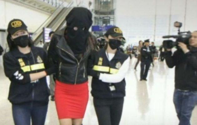 Μαζεύτηκαν 8.622 ευρώ για την 19χρονη με την κοκαϊνη στο Χονγκ Κονγκ – Το «ευχαριστώ» από την οικογένειά της