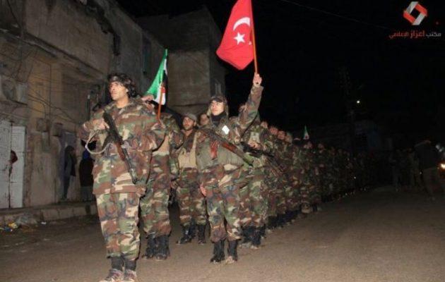 Ο «Guardian» μόλις ανακάλυψε ότι η Τουρκία στέλνει τζιχαντιστές στη Λιβύη και το έκανε και θέμα