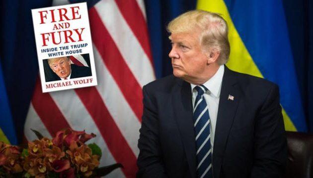 Σίριαλ στην τηλεόραση θα γίνει το βιβλίο «Φωτιά και Οργή» για τον Τραμπ