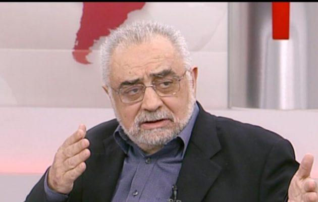 Ο Χρ. Γιαλλουρίδης άδειασε τον Ν. Αναστασιάδη: Δεν στηρίζω αυτόν που θα δώσει ΑΟΖ στο ψευδοκράτος