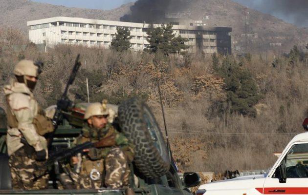 Ένας Έλληνας νεκρός στο μακελειό των τζιχαντιστών στο Intercontinental της Καμπούλ