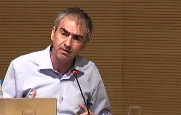 Μαραντζίδης: Αν το Ποτάμι δεν ψηφίσει θα έχει κάνει κωλοτούμπα