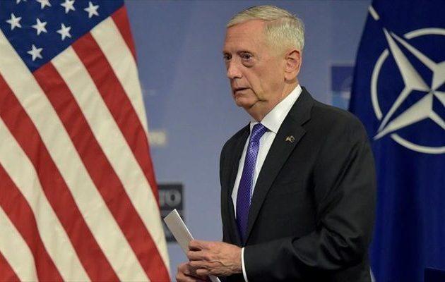 Αμερικανός υπ. Άμυνας: Δεν συνιστούμε στην Τουρκία την αγορά των S-400