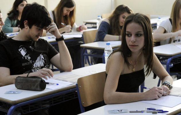 Γαβρόγλου: Τέλος στις πανελλαδικές εξετάσεις από το 2020 – Σε ποιες σχολές θα παραμείνουν οι εξετάσεις