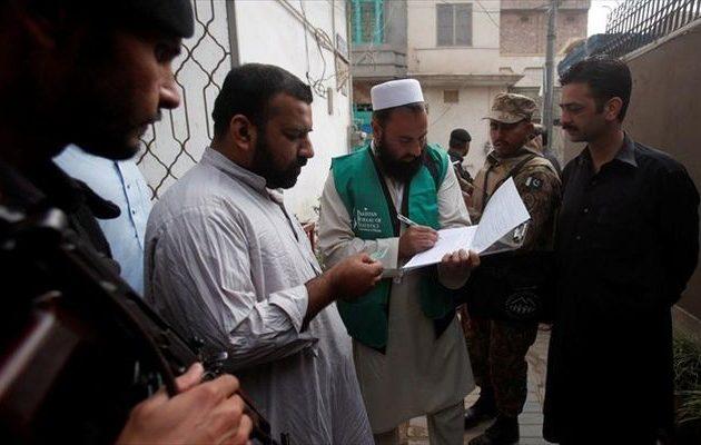 Οι ιμάμηδες του Πακιστάν εξέδωσαν φετφά κατά των βομβιστών αυτοκτονίας