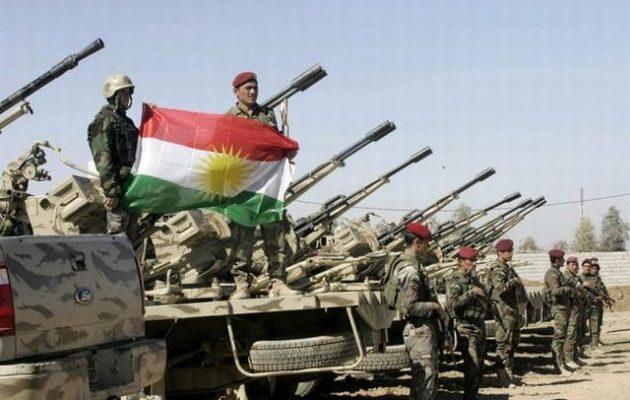 «Το ΝΑΤΟ θα μπορούσε να αναλάβει την εκπαίδευση των Πεσμεργκά του ιρακινού Κουρδιστάν»