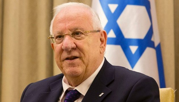 Ο πρόεδρος του Ισραήλ θέλει κυβέρνηση εθνικής ενότητας Νετανιάχου με Γκαντς
