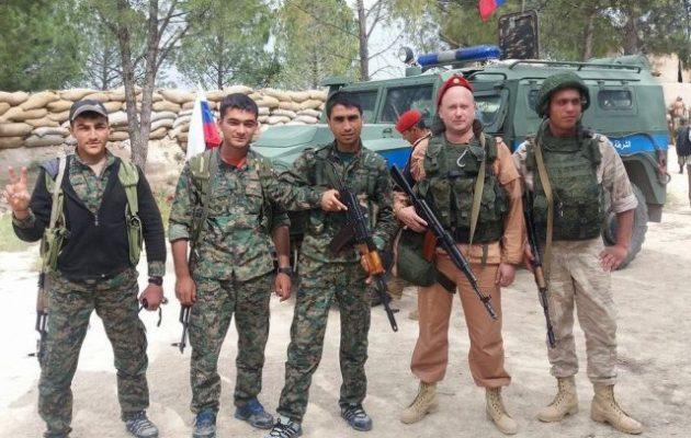 Οι Ρώσοι αποχώρησαν από την Εφρίν για να μπορέσει ο Ερντογάν να επιτεθεί στους Κούρδους