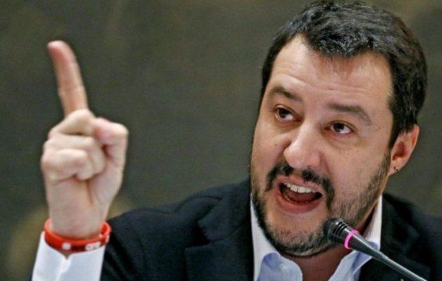 Σαλβίνι: Η Ιταλία μπορεί να γίνει ο μεγαλύτερος σύμμαχος των ΗΠΑ στην Ευρώπη