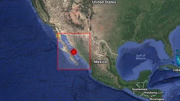 Ισχυρός σεισμός 6,5 Ρίχτερ στο Κόλπο της Καλιφόρνιας