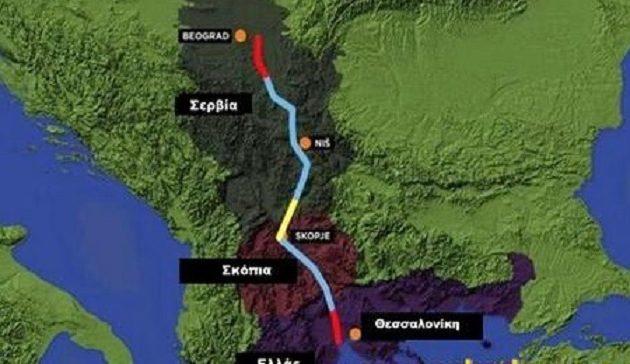 Η γεωοικονομική διάσταση του «Μακεδονικού» και η νέα πλωτή οδός Δούναβη-Θεσσαλονίκης