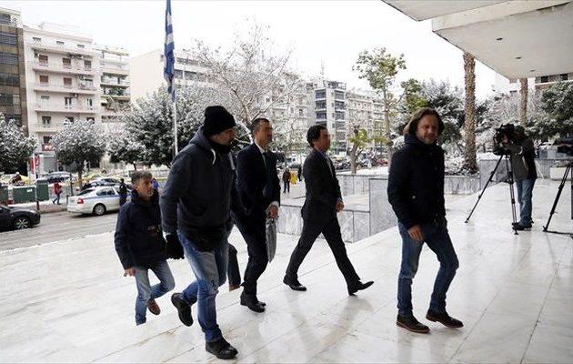 Αναστέλλεται η χορήγηση ασύλου στον Τούρκο στρατιωτικό