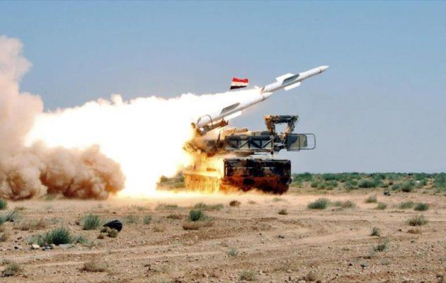 Η Συρία ισχυρίζεται ότι απέκρουσε πυραυλική επίθεση του Ισραήλ