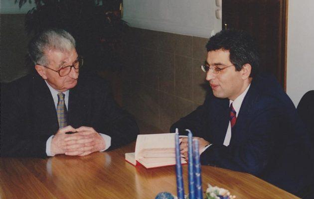 Η συγκλονιστική μαρτυρία του Αγ. Τάτση για τα Σκόπια: «Μια κυρία στα Σκόπια 60+ δάκρυσε και μου είπε..»