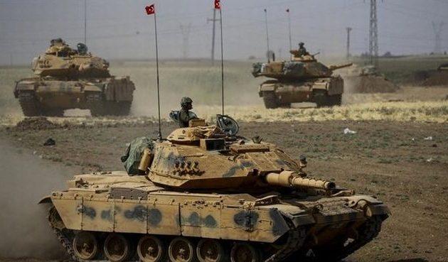 Έτσι θα επιτεθούν οι Τούρκοι στους Κούρδους στην Εφρίν – Με 25.000 άνδρες υπό τον Μετίν Τεμέλ (χάρτης)