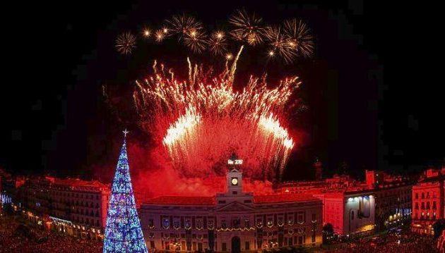 2018: Πώς υποδέχονται η Ευρώπη και ο πλανήτης το Νέο Έτος