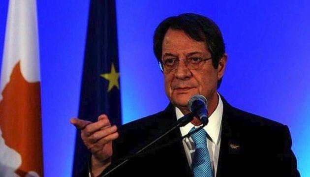 Αναστασιάδης: Όσο η Τουρκία συνεχίζει τις προκλήσεις στην ΑΟΖ δεν υπάρχει διάλογος για το Κυπριακό