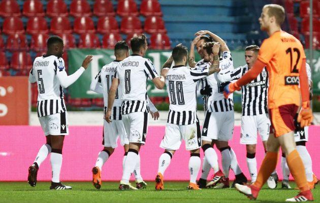 Κύπελλο Ελλάδος: Πανιώνιος-ΠΑΟΚ 1-3