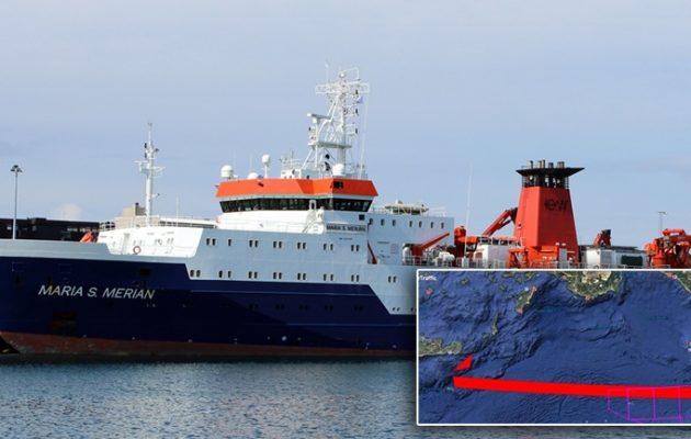 Κάτω από γερμανική σημαία η νέα πρόκληση των Τούρκων – Δυο νέες NAVTEX σε Ελλάδα και Κύπρο